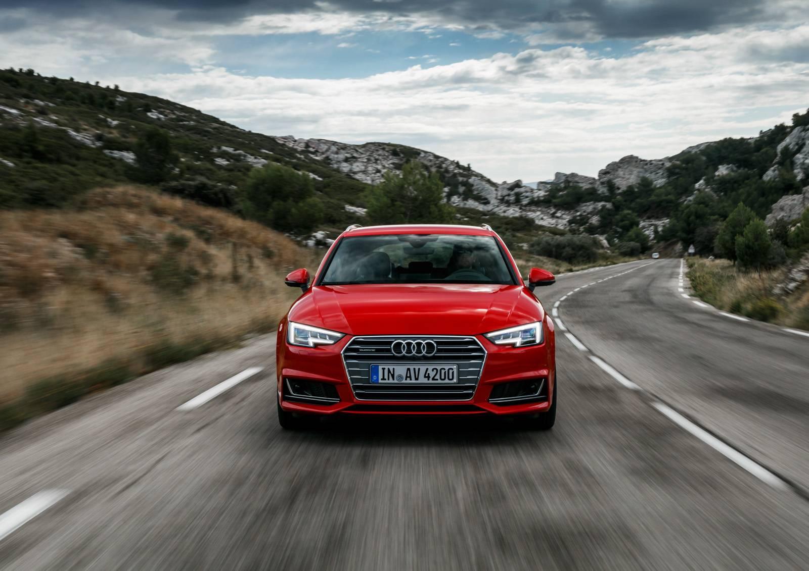 Audi A4 Autonoleggio Con Conducente