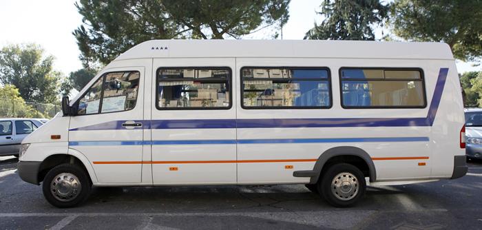 Noleggio autobus con conducente