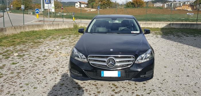 Noleggio con conducente Mercedes classe E